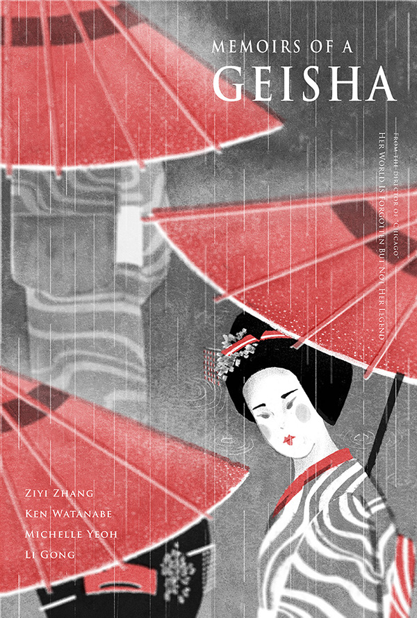 Memoirs of a Geisha by Wenjia Tang