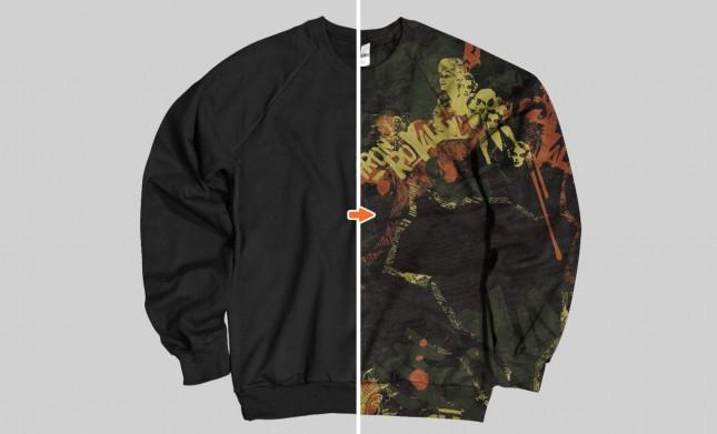 sweatshirt mockup templates hero