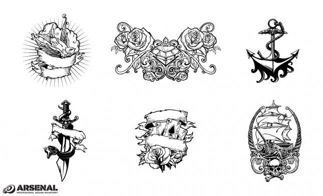 adobe illustrator vector packs. Black Bedroom Furniture Sets. Home Design Ideas