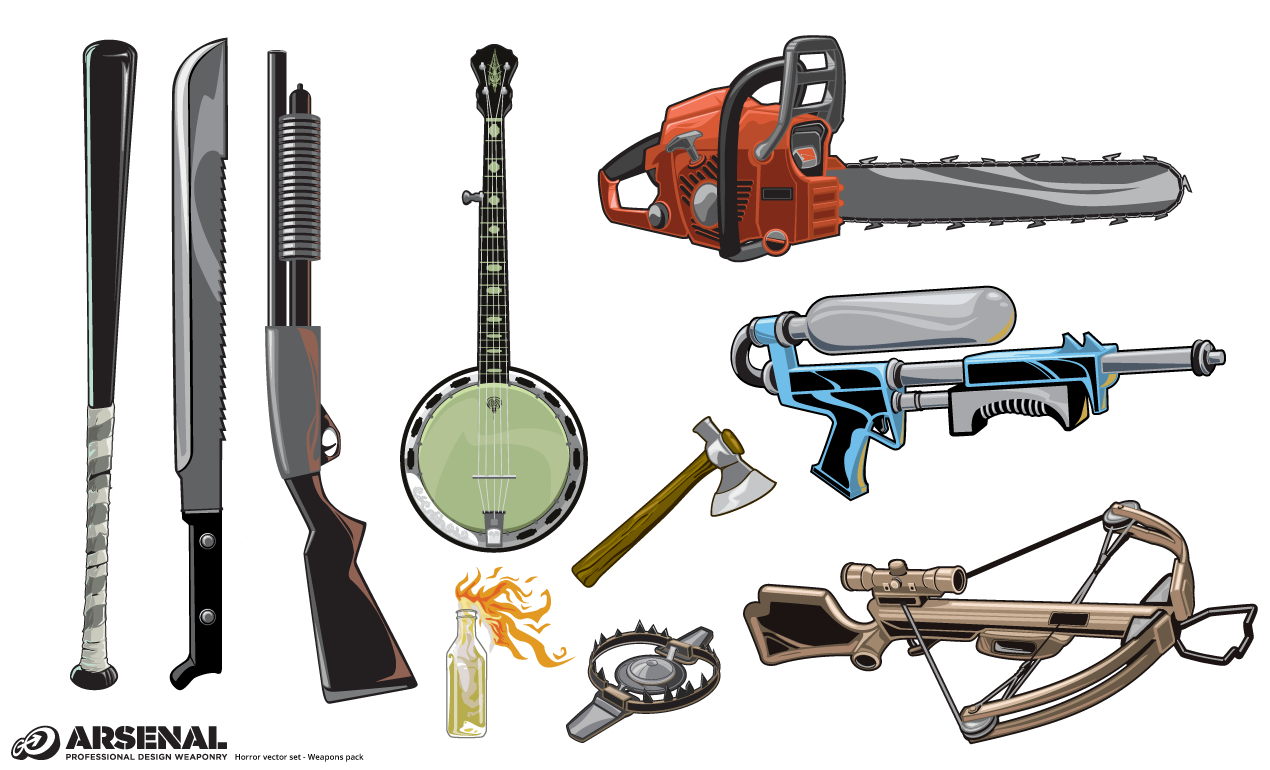 Dead Island Exceptional Weapons