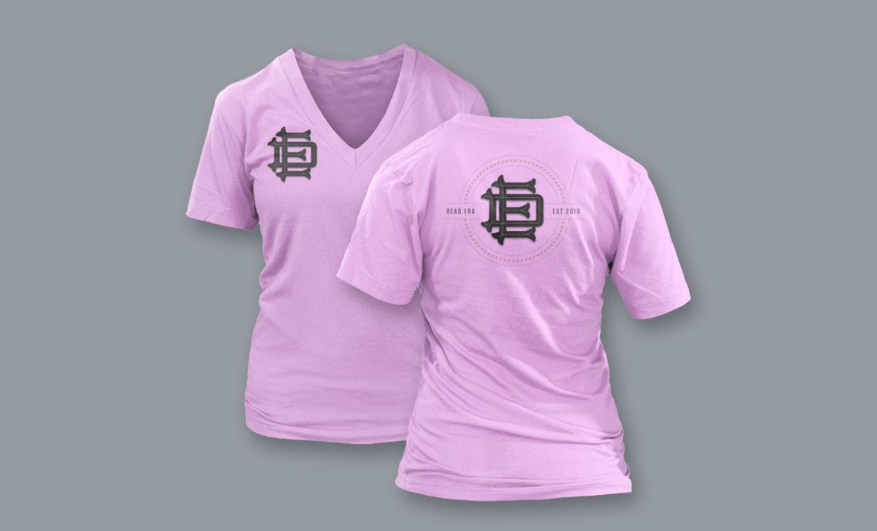 ladies deep v neck t shirt mockup templates pack. Black Bedroom Furniture Sets. Home Design Ideas