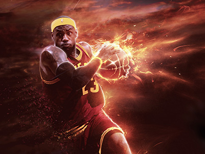 Official NBA Project: Final Render by Gavin Campbell