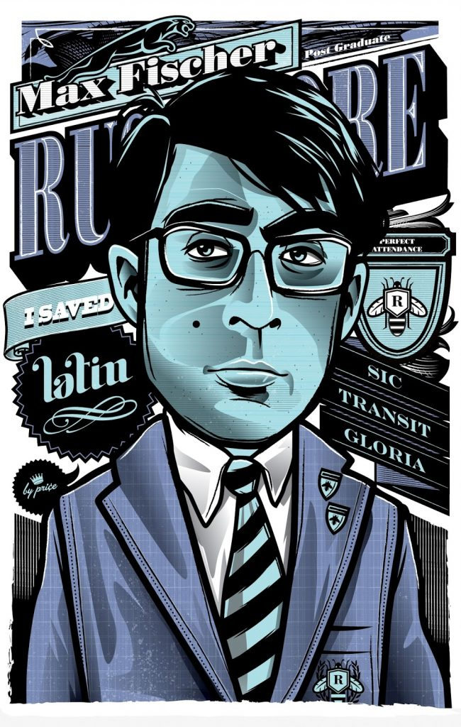 Rushmore by Travis Price