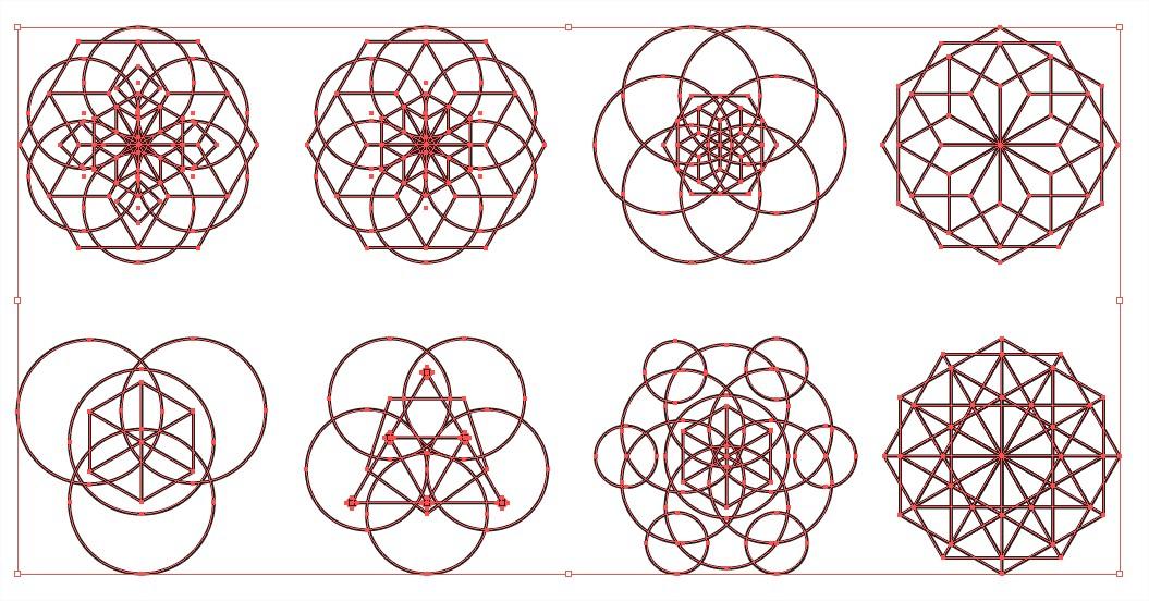 how to learn sacred geometry