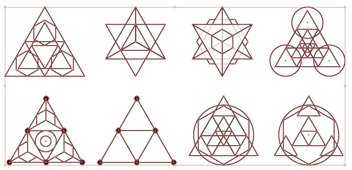 the application of fractal geometry to Fractal geometry almost all geometric forms used for building man made objects belong to euclidean geometry, they are comprised of lines, planes, rectangular volumes, arcs, cylinders, spheres, etc these elements can be classified as belonging to an integer dimension, either 1, 2, or 3.