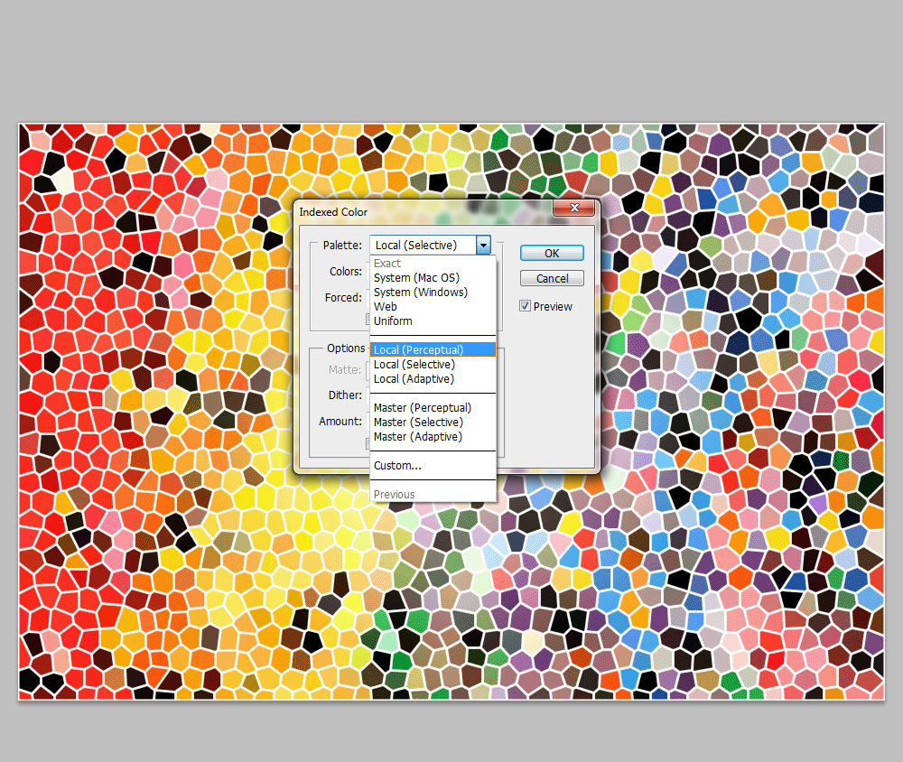 Design Tip of the Week: How to Create a Color Swatch from a Photo in PS
