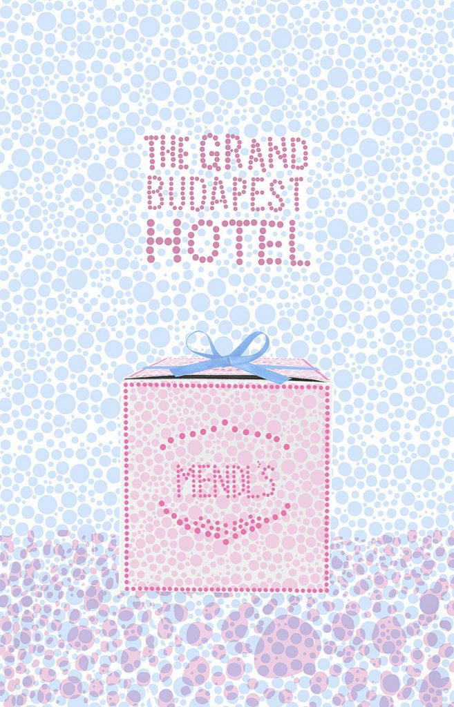 The Grand Budapest Hotel by Carisa Tong