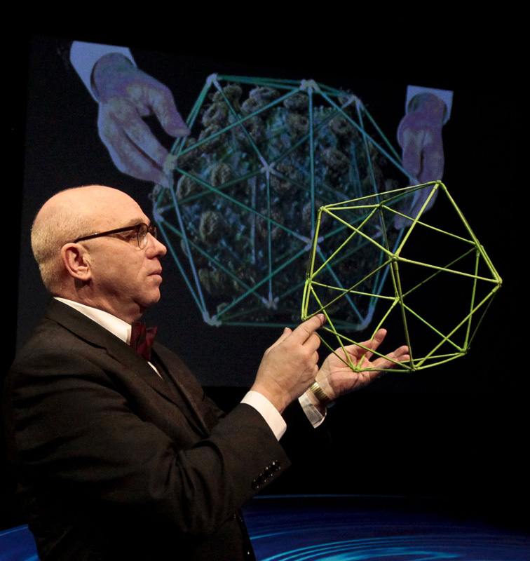 Event gallery: R. Buckminster Fuller Production Photos