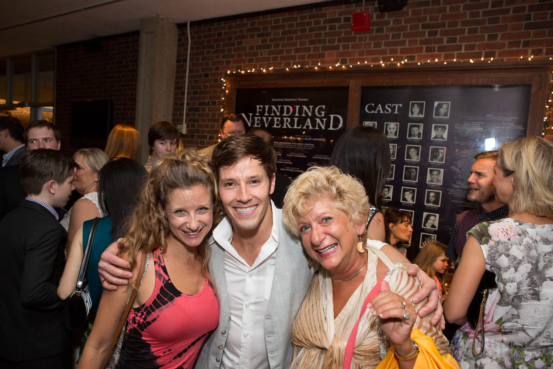 c4bd8c7f5756 Finding Neverland Opening Night Celebration