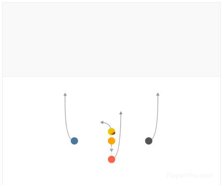 Flag Football Play 4970
