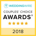 2018 Wedding Wire Couples' Choice