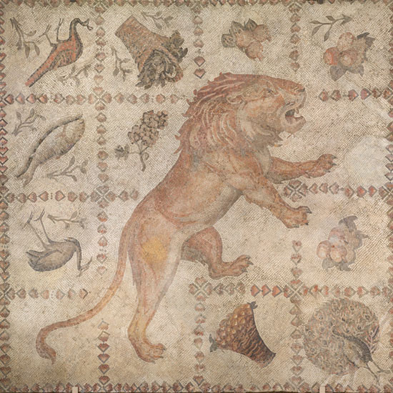 Antioch Mosaics illustrate how the classical art of Greece and Rome evolved into the art of the early Christian era