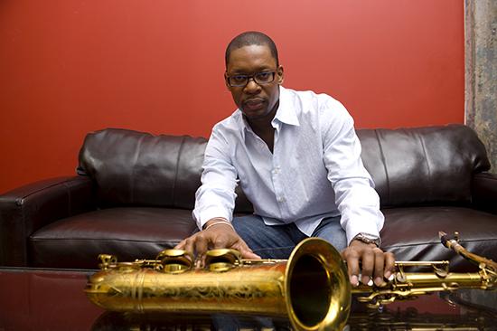 Ravi Coltrane. Photo by Michael Weintrob.