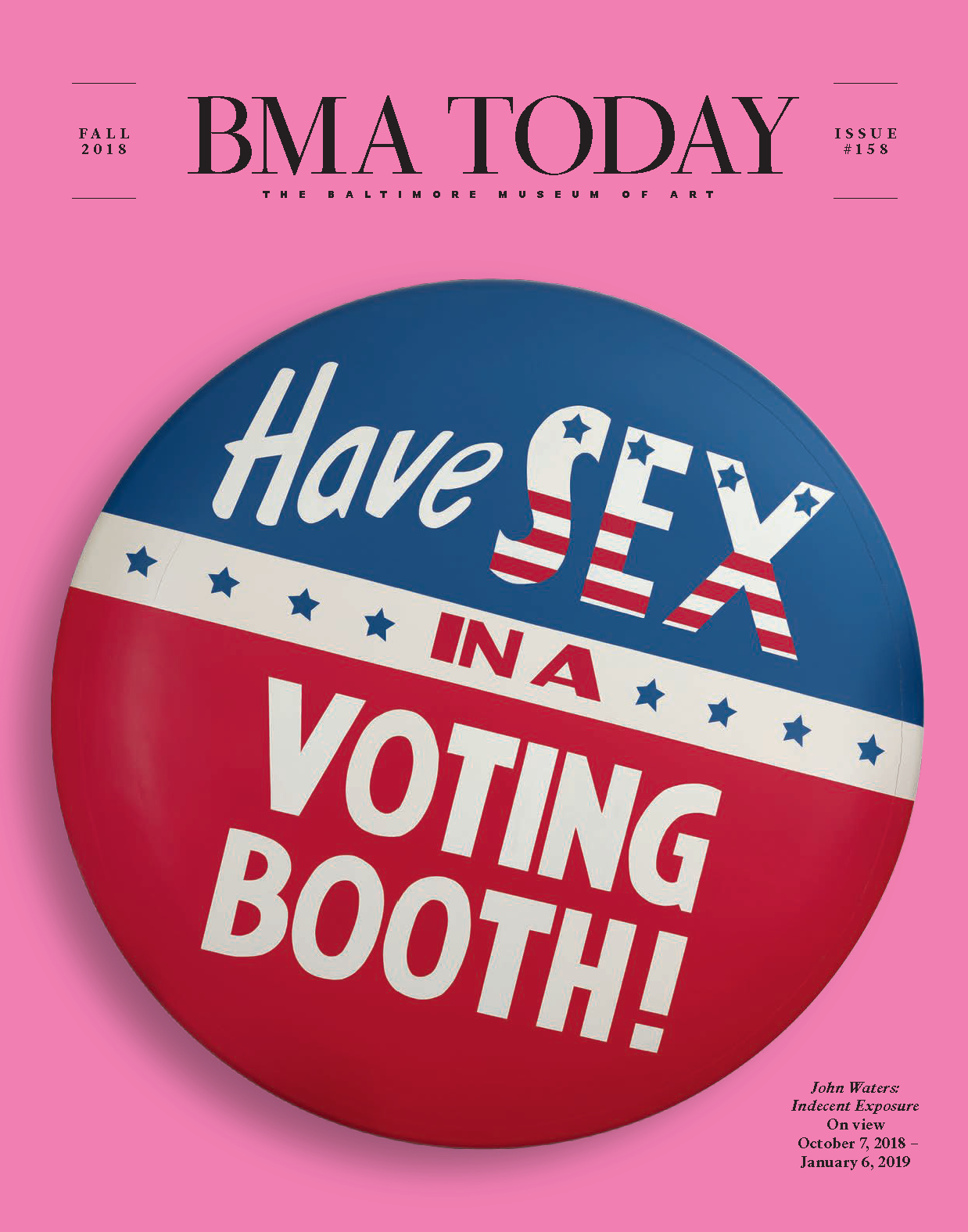 The cover of BMA Today.