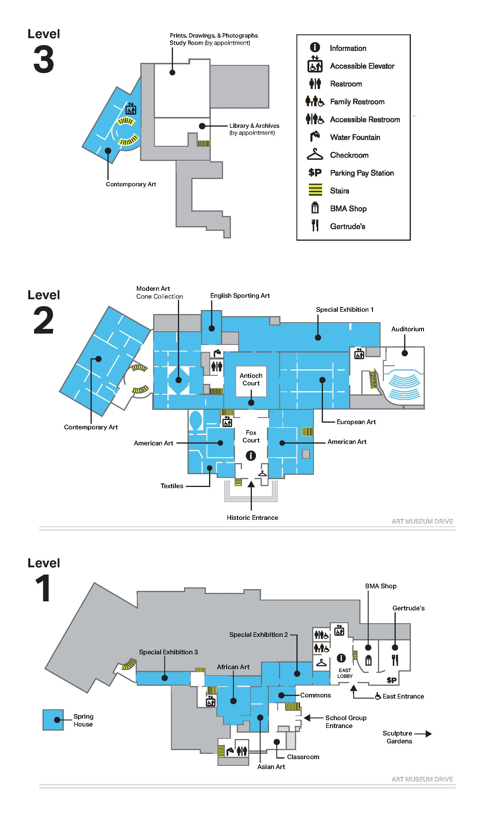 2018 BMA Floorplan