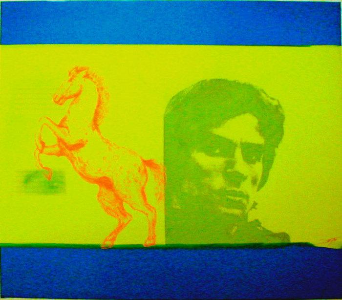 Jumping-horse_card