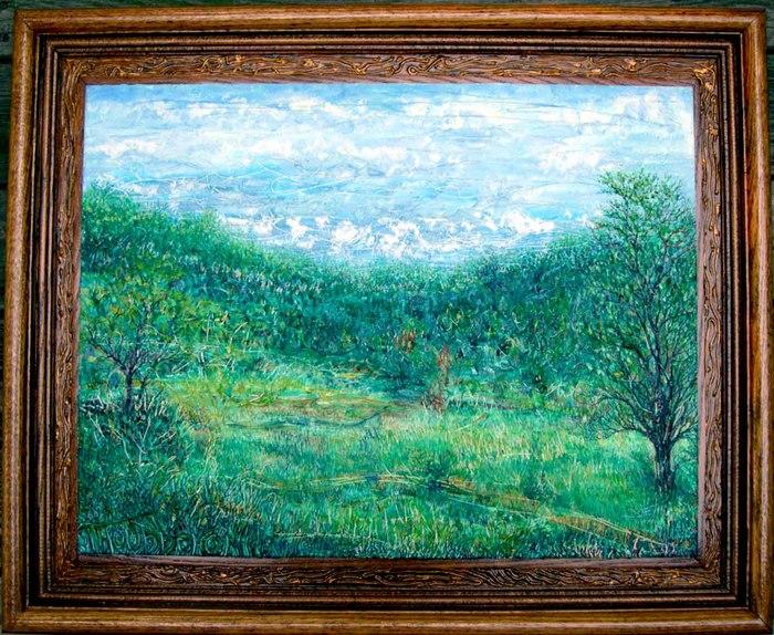 The-country-farm---framed_card