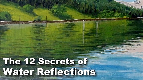 12 Secrets of Reflective Water
