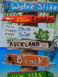 How to Paint Old Wood Signs