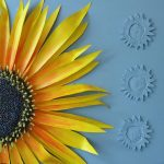 Mixed Media Part 1 – Sunflower