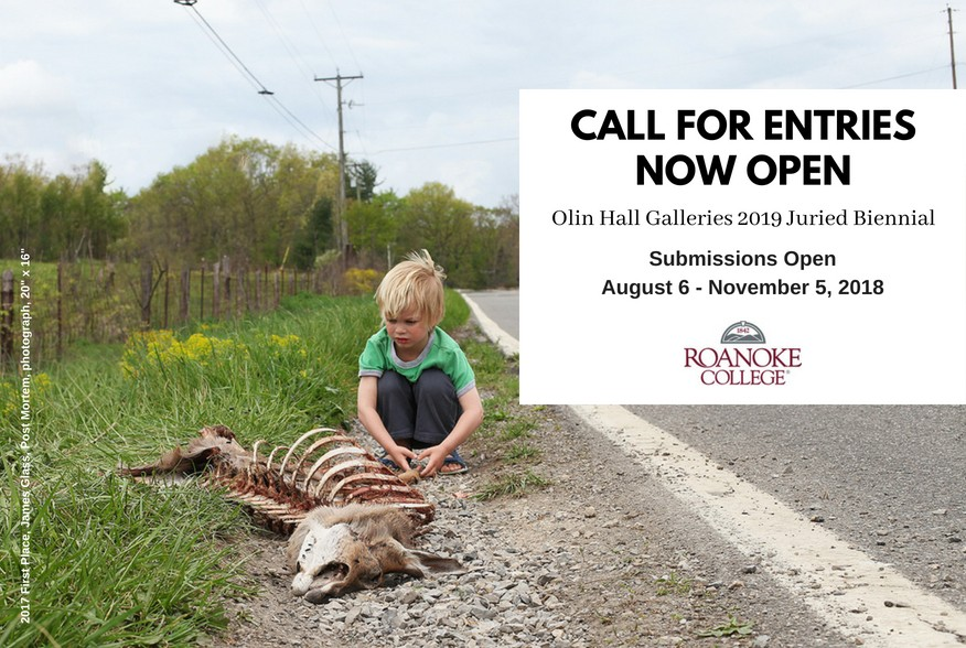2019 Biennial Olin Hall Galleries