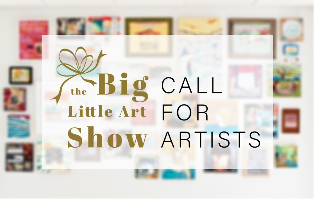 The Big Little Art Show
