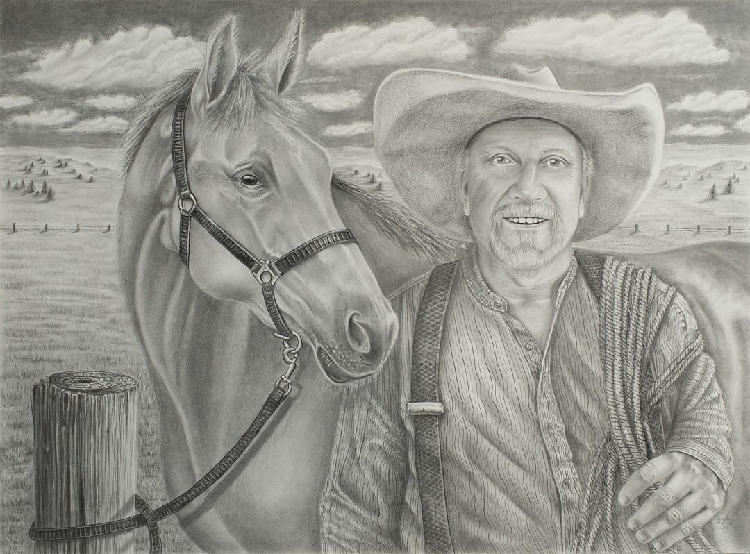 State Fair Cowboy