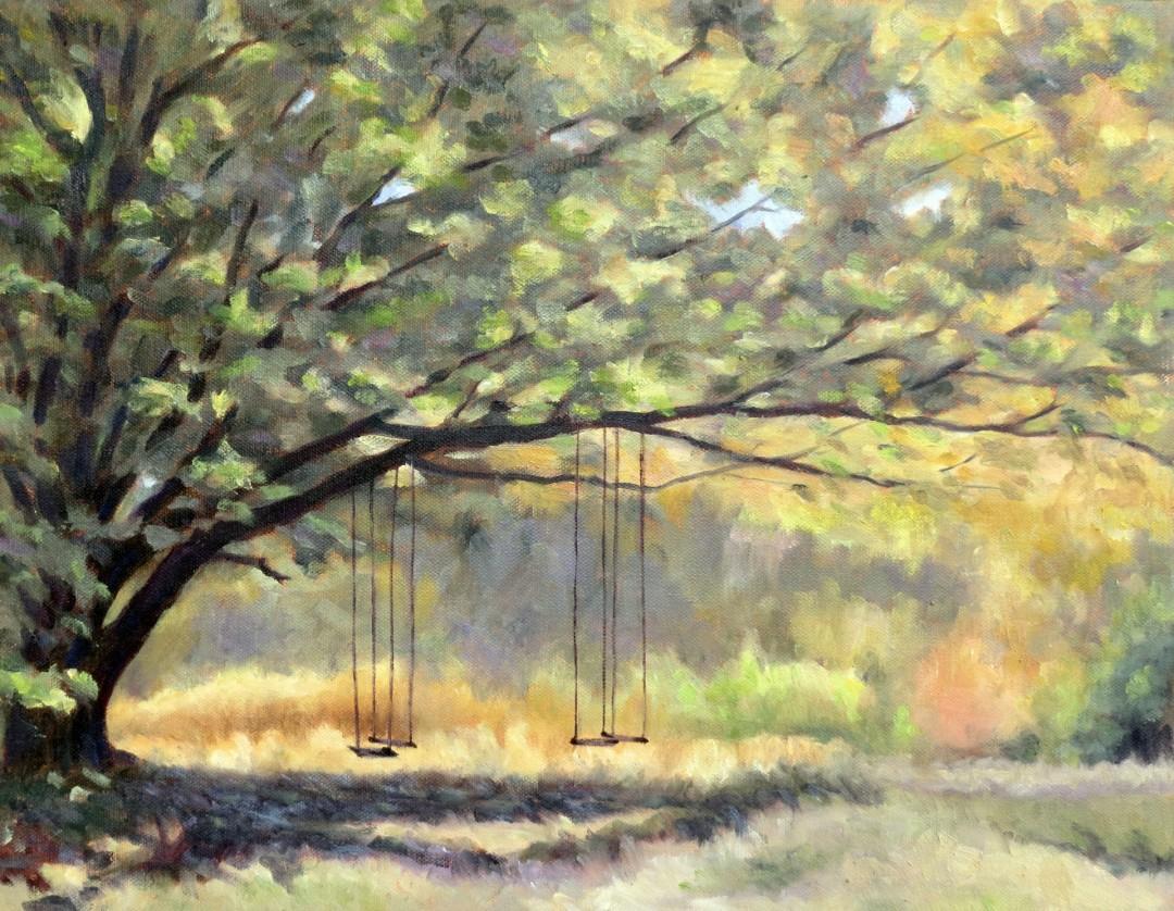 Swings at the Fells