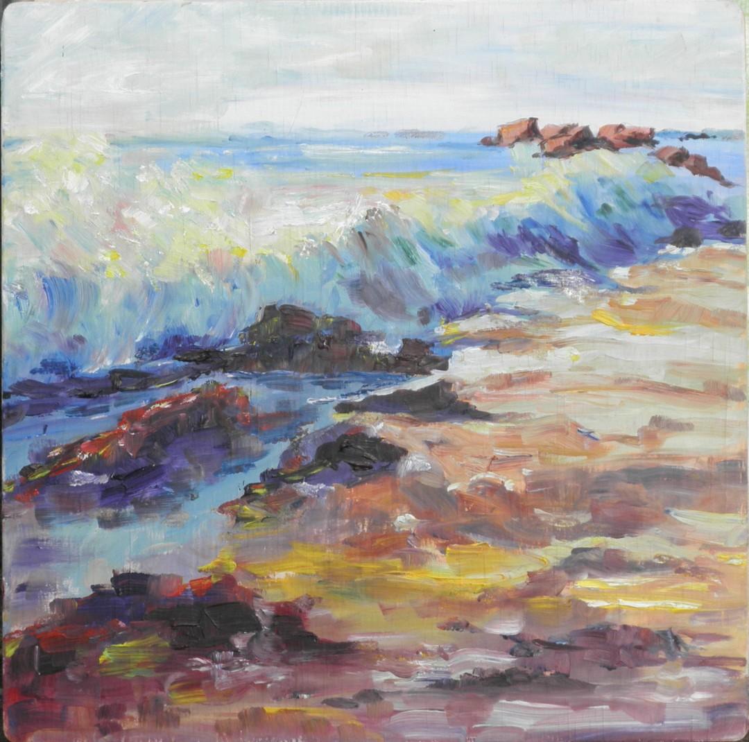 Ocean wave, Fine Art