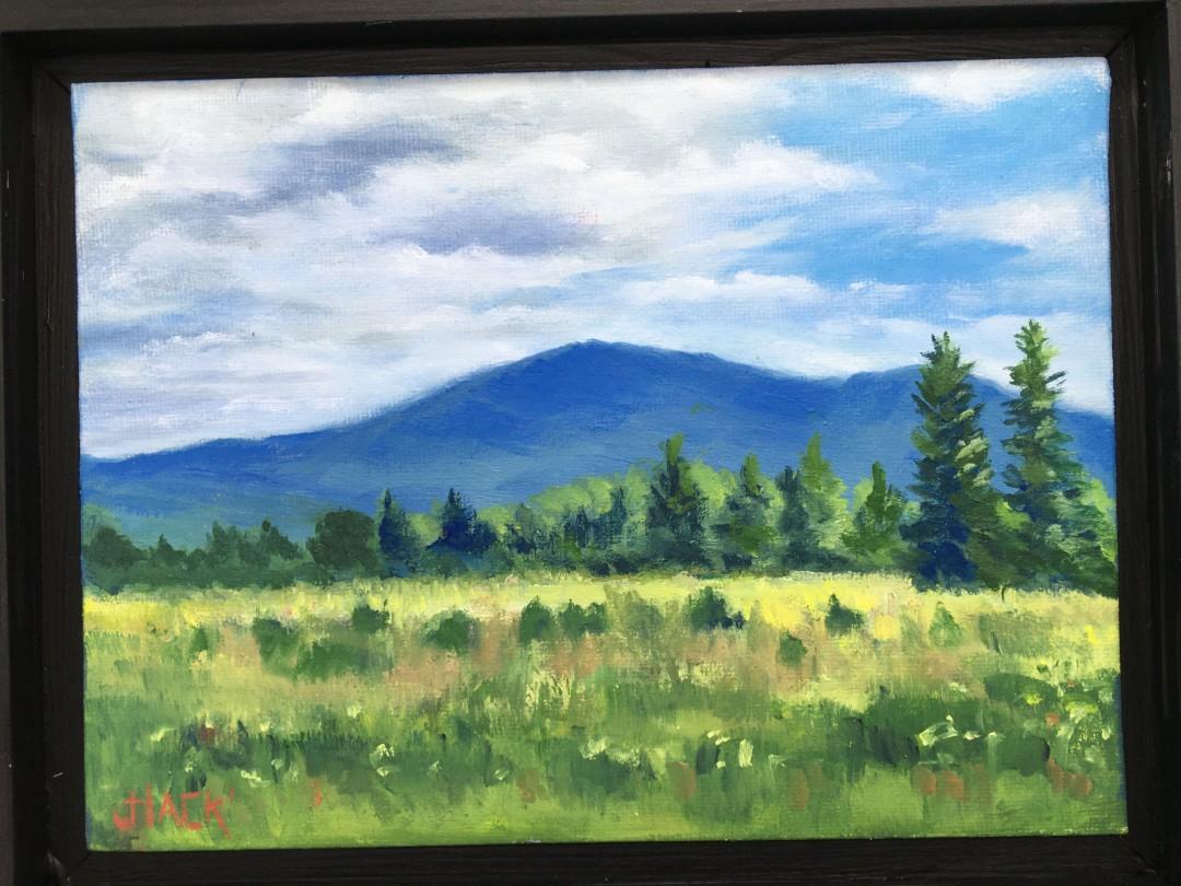 View of Mt. Kearsarge