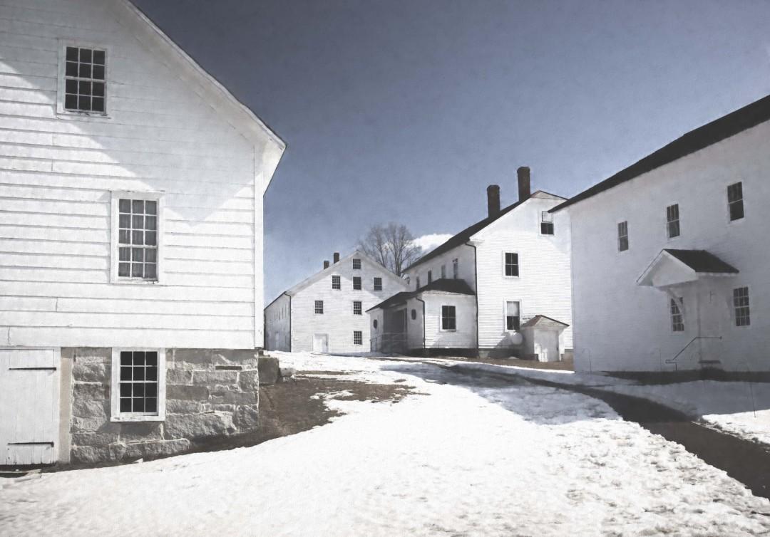 Shaker Village Winter