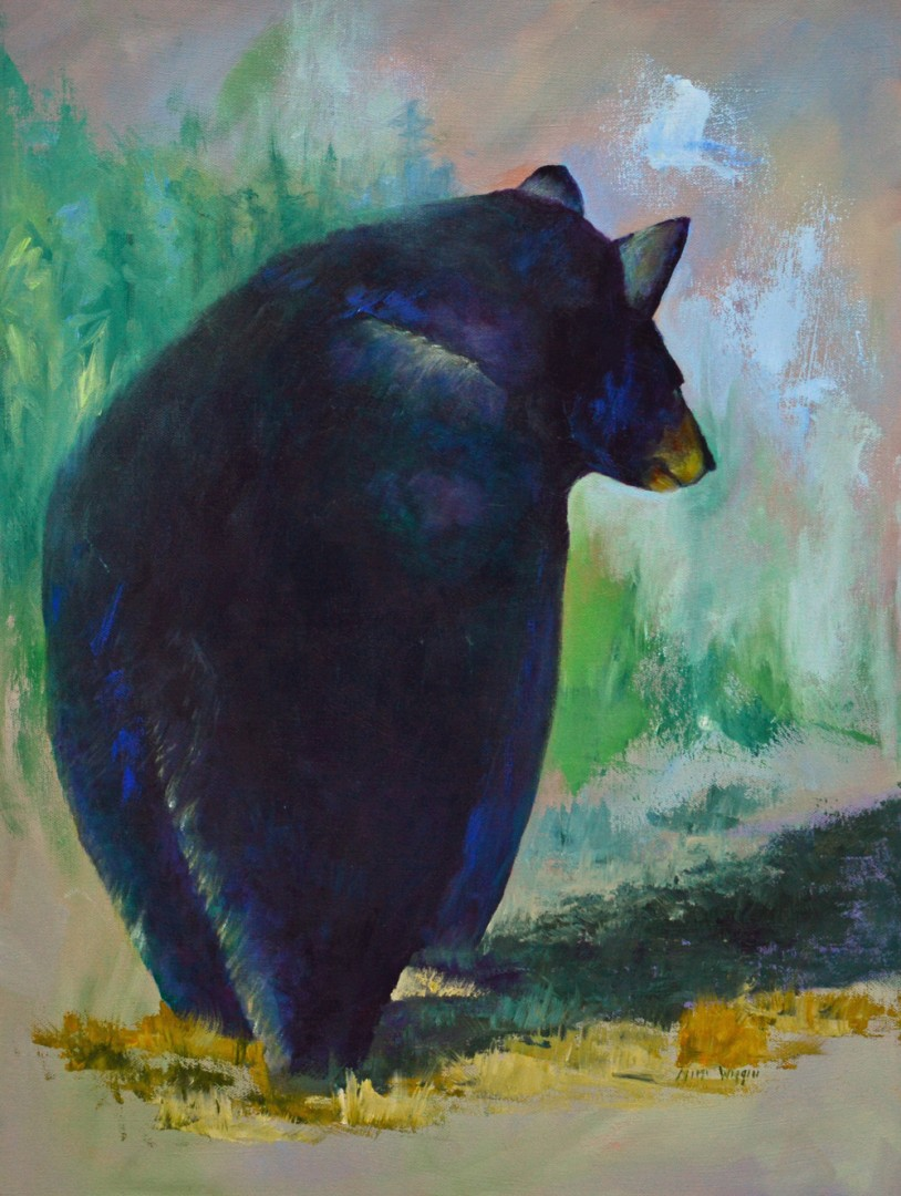 Bearly Leaving