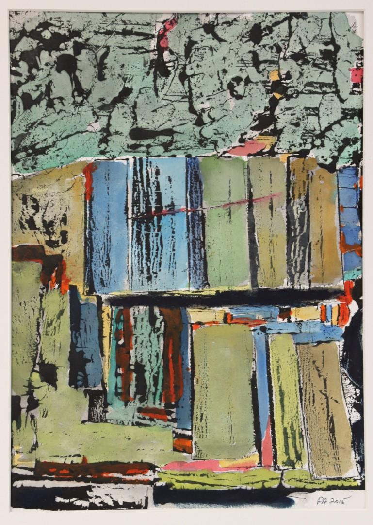 Quarry - Barre VT, Fine Art