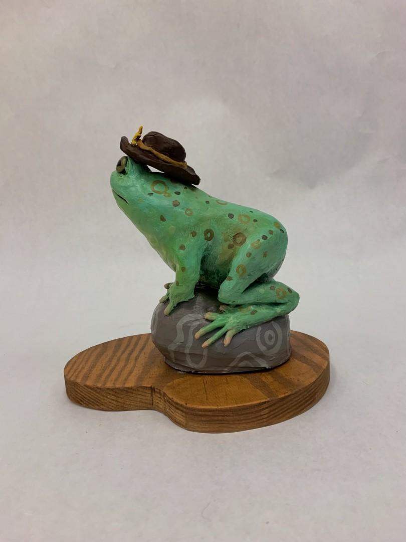 Oklahoma Frog