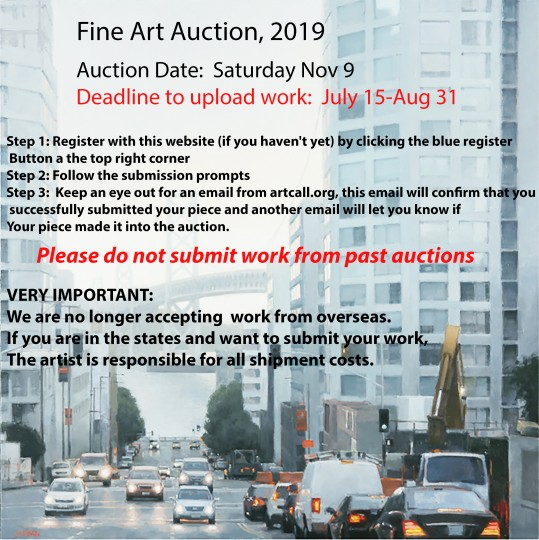 Academy of Art University - Fine Art Auction 2019