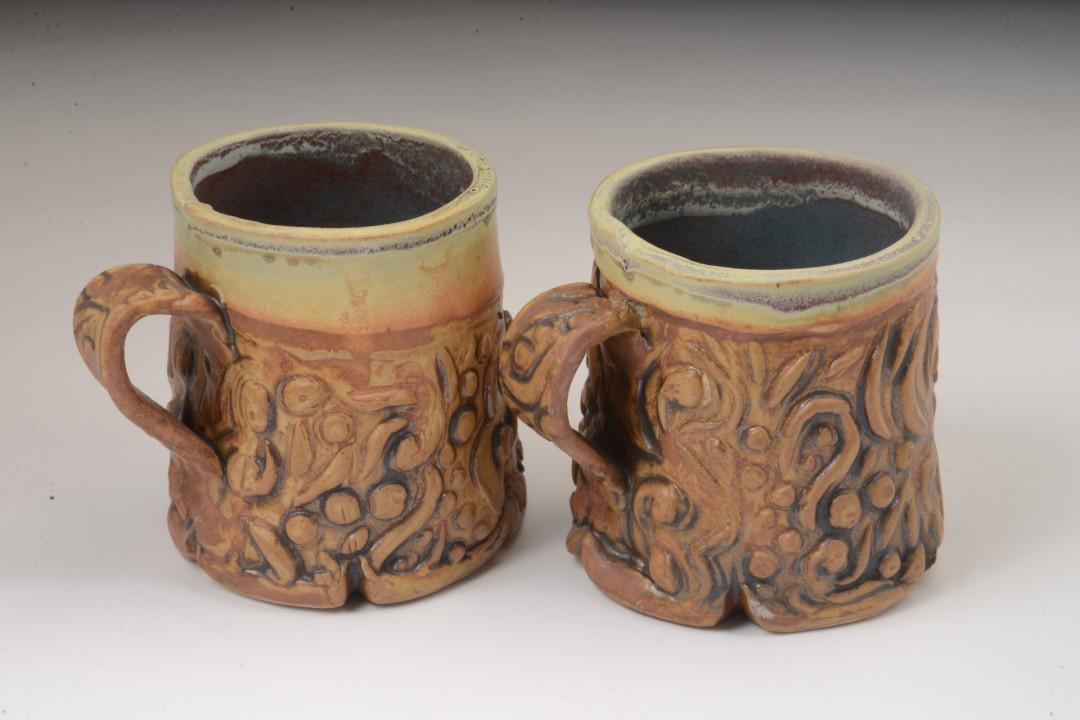 Burnt Orange Mugs