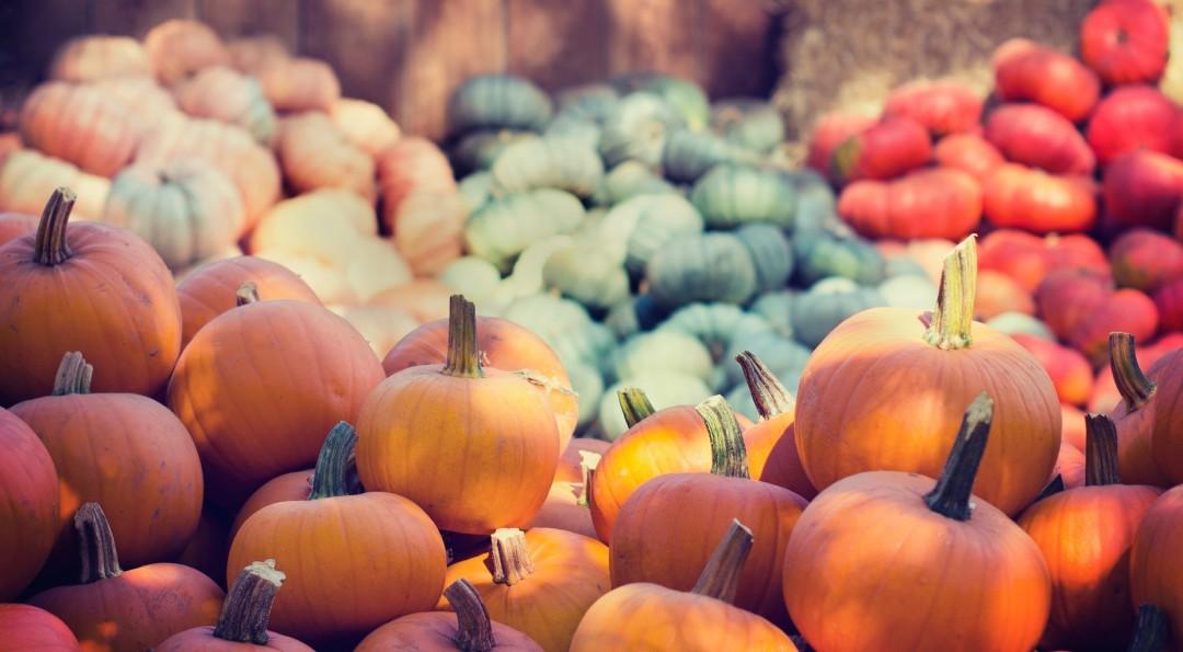 pumpkins October