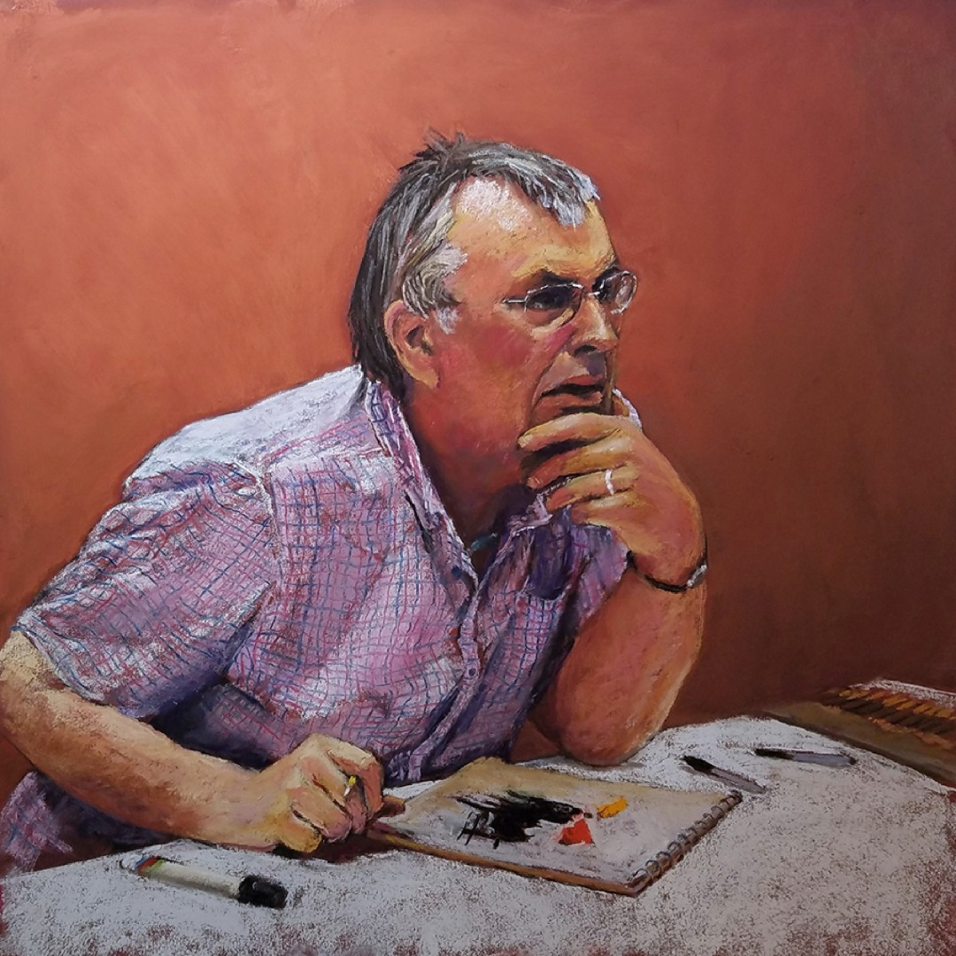 Tony Allain: The Sketchbook Lesson