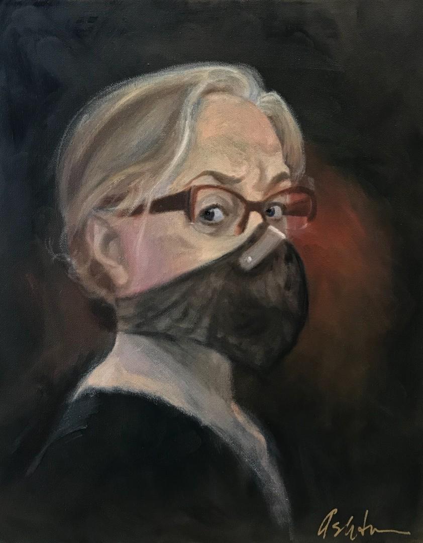 Pandemic Portrait
