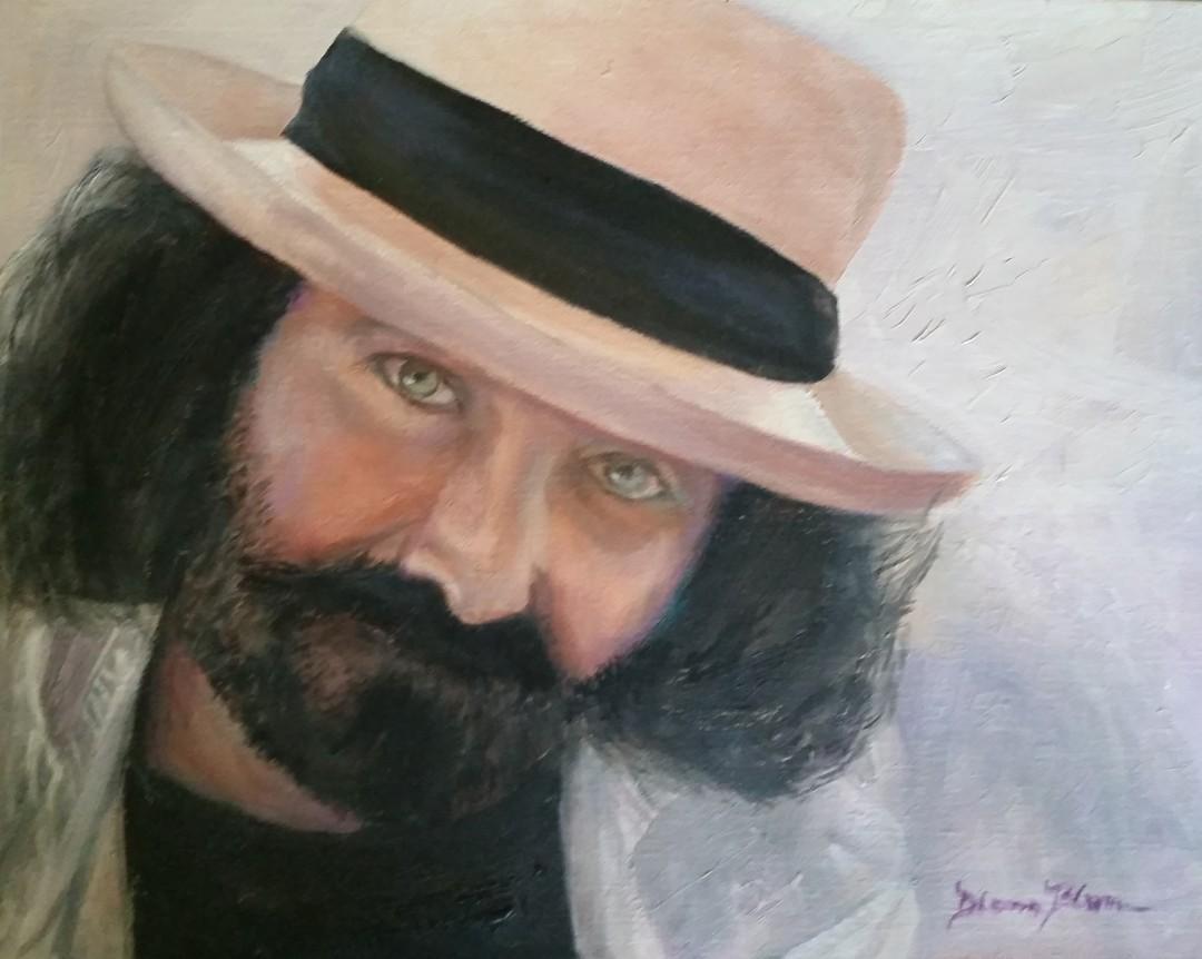 Portrait of Alexey Steele