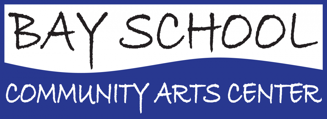Bay School Community Arts Center logo
