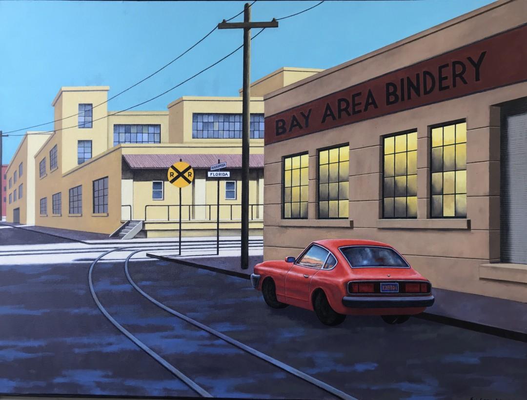 Bay Area Bindery