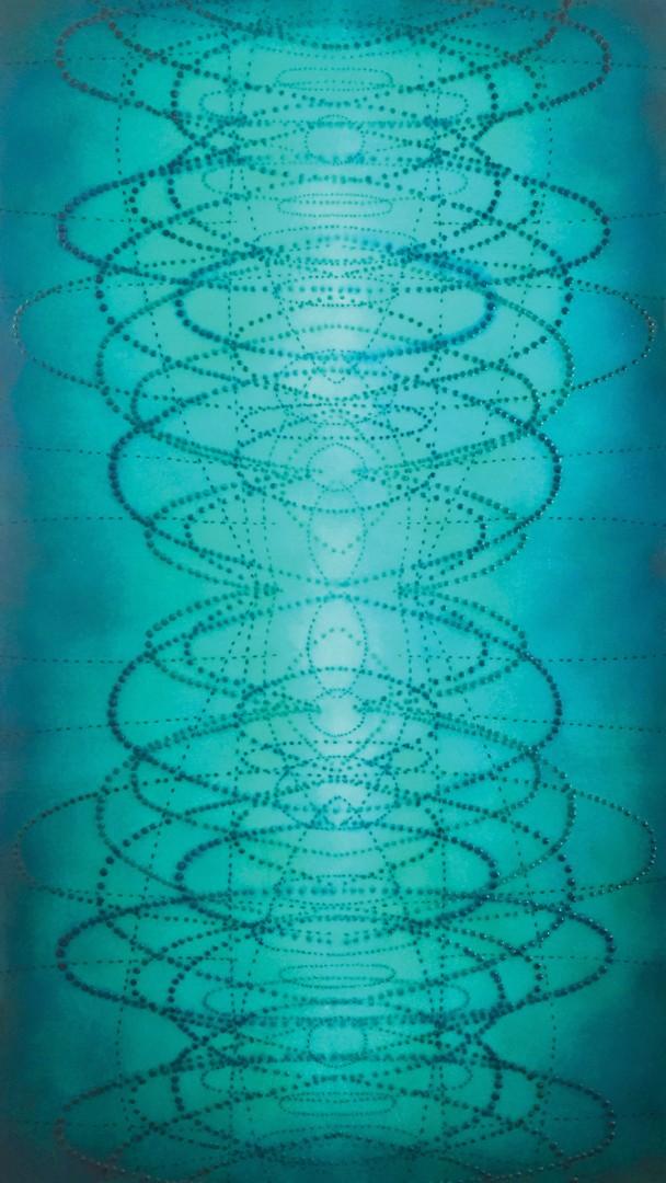 Warrior of Clarity (Blue Topaz)