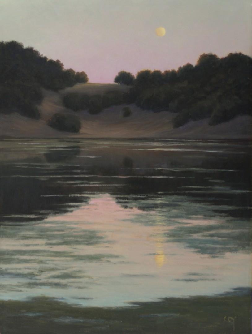 Serenity—Moon Rise