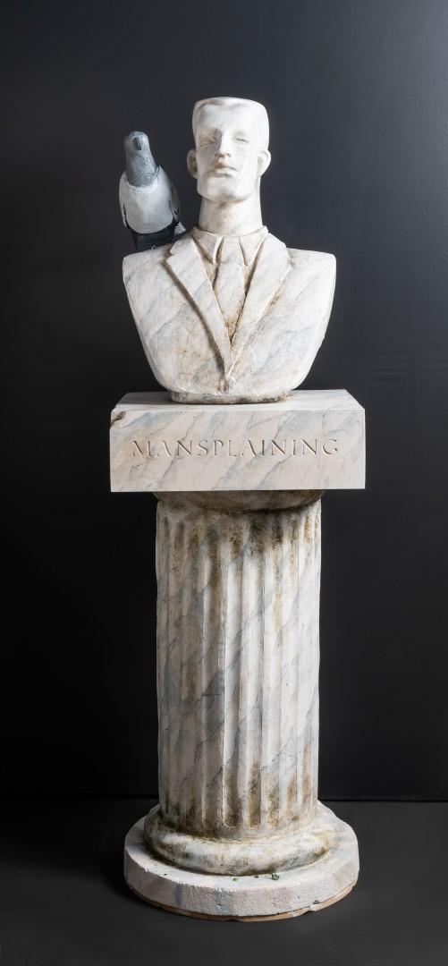Mansplaining (Disgraced Patriarchal Monument)