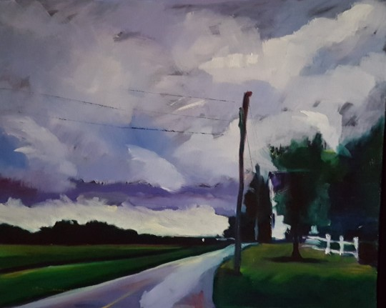 Highways and Byways - A Members' Juried Showcase Exhibition