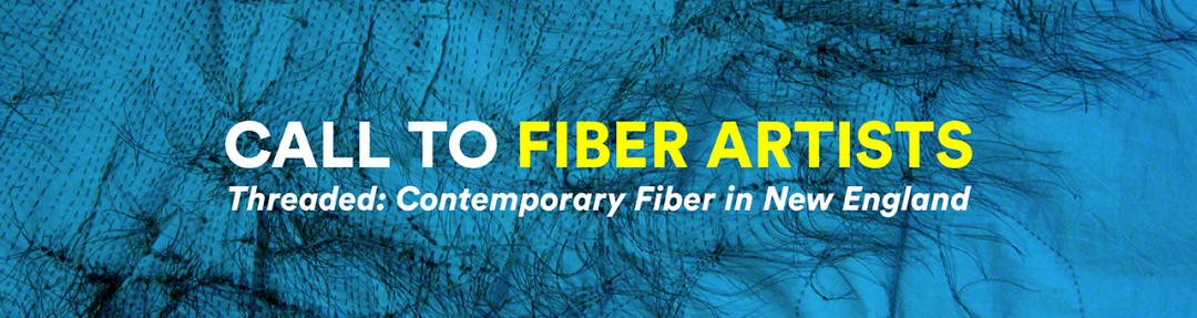 Threaded: Contemporary Fiber in New England