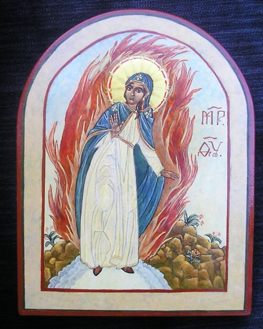 Our Lady of the Burning Bush