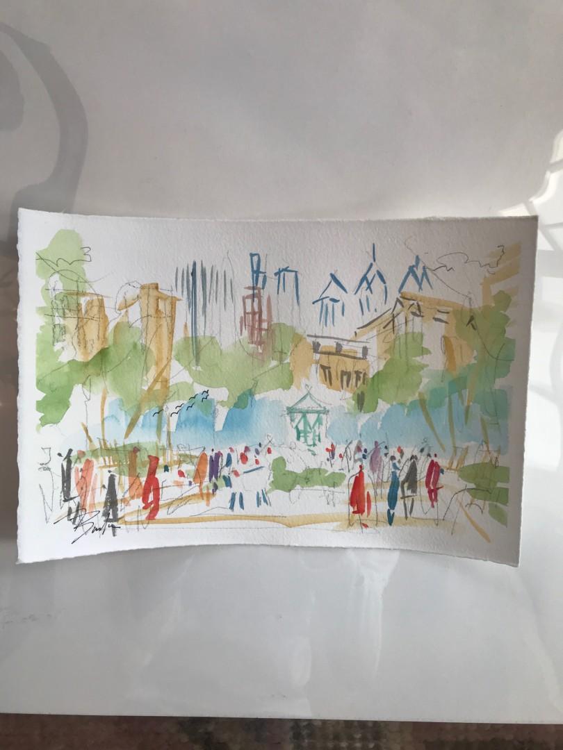 Rittenhouse Park Mini
