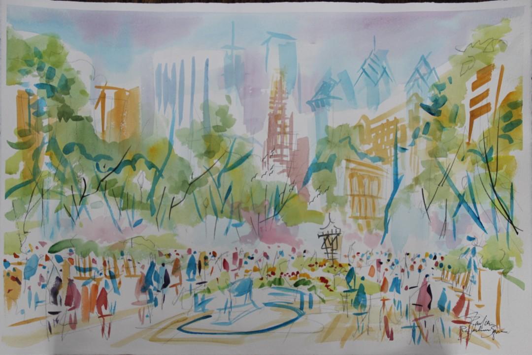 Rittenhouse Park